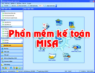 Chia sẻ phần mềm dùng thử Misa mới nhất 2016