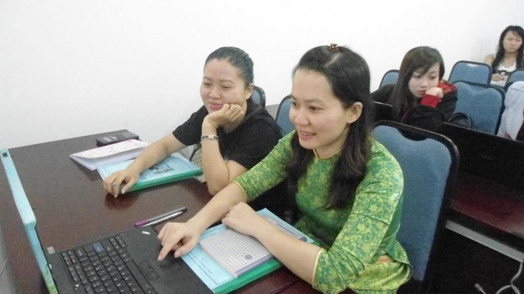 Học kế toán tổng hợp